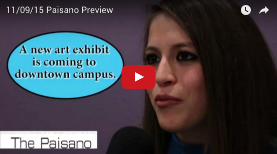 Paisano Preview 11/09/15