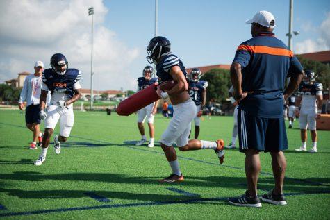 UTSA football prepares for new era