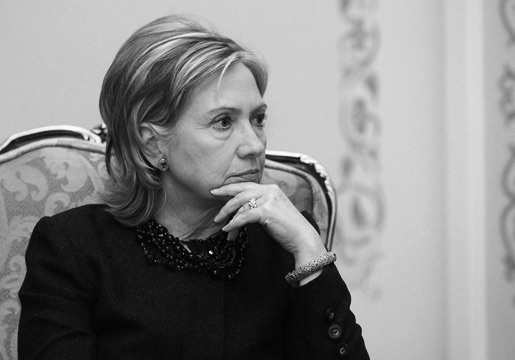 """""""Hillary Clinton, the big photo """" by tvol is licensed under CC BY 2.0"""