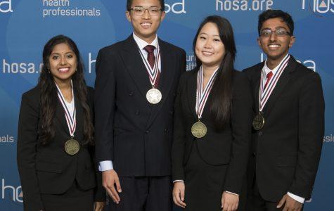 HOSA gets international representation, performs brilliantly