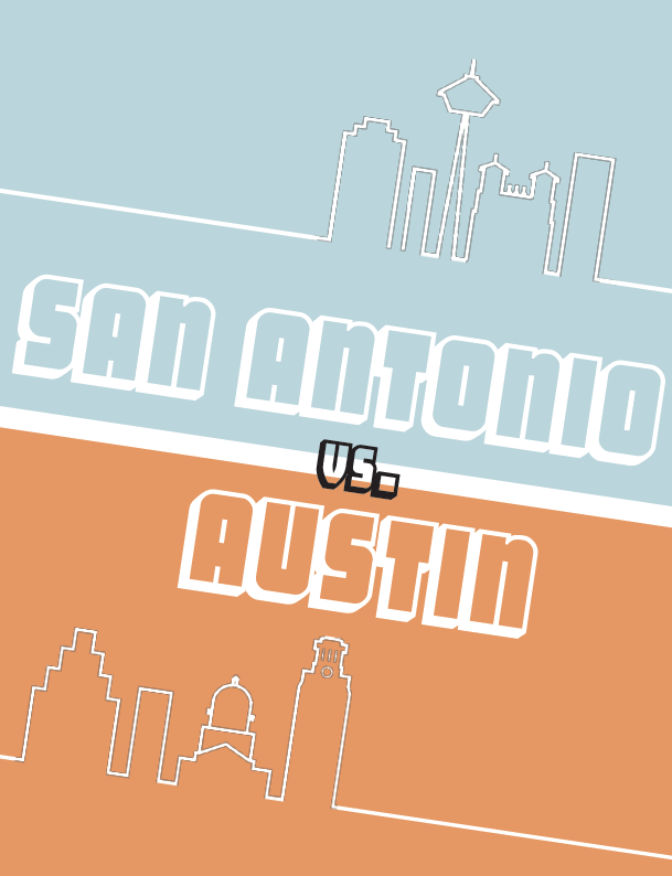 San Antonio vs. Austin: A breakdown of Texas' (borderline) taco civil war