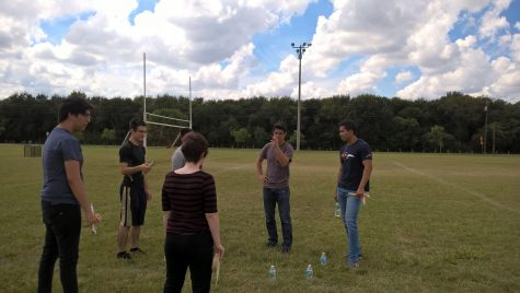Photo courtesy of the Aeronautics and Rocketry Club