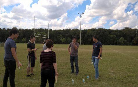 Students launch aeronautics and rocketry club
