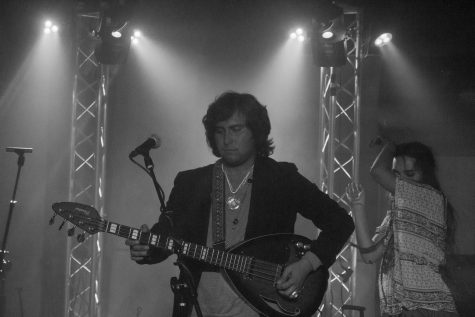 San Antonio tunes into the psychedelic band: Mystic Braves