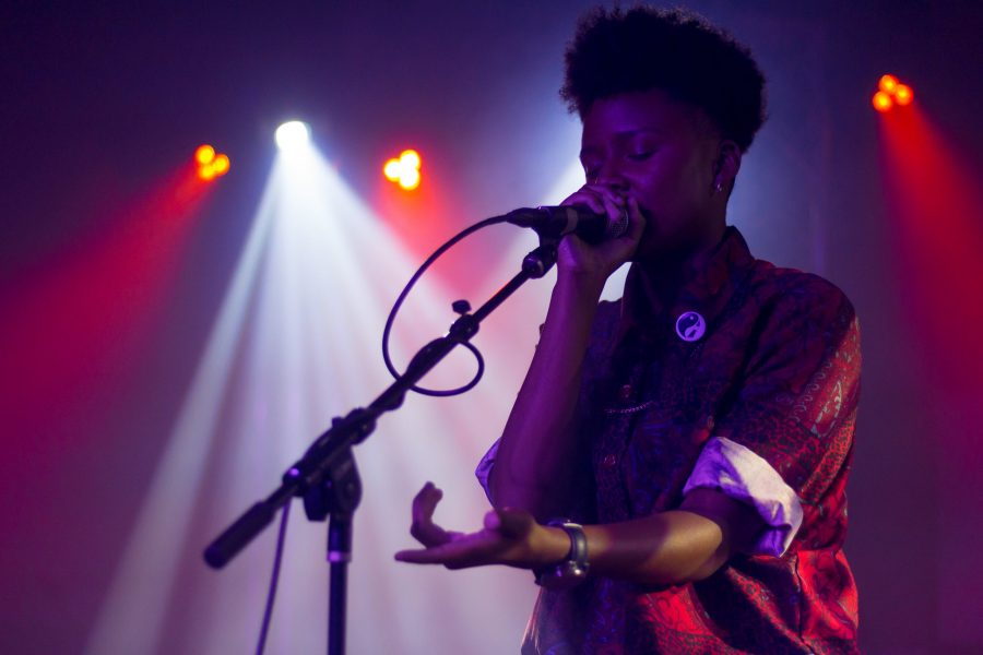 Amea is a UTSA alumn, currently enrolled as a graduate student while pursuing music.
