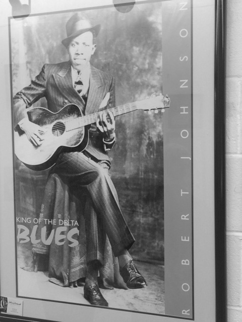Remembering the blues: Robert Johnson