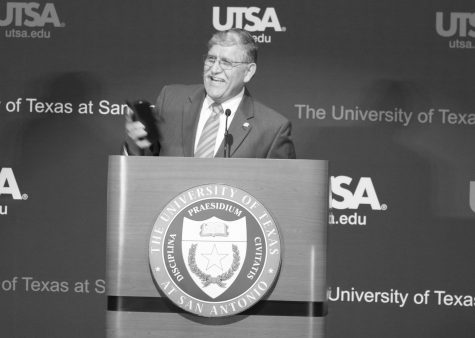 Romo delivers final State of the University address