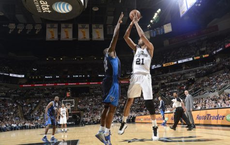 Spurs to retire Duncan's jersey to honor his great career