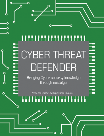 Cyber Threat Defender: Bringing Cyber security knowledge through nostalgia