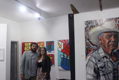 Trebla stuns art community