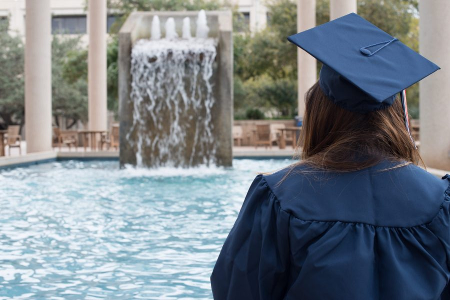 Numbers of graduate students increases