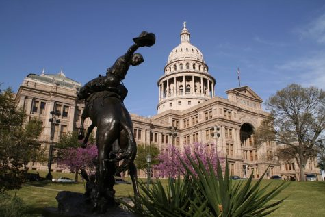 SGA heads to state capitol to advance UTSA agenda