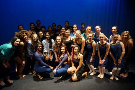 'Taking Flight' showcases UTSA dance students' work