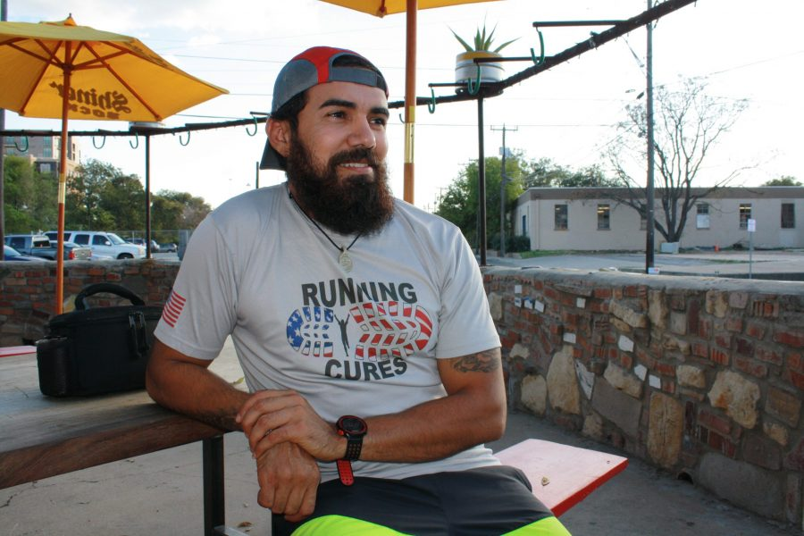 Photo taken after The Habanero 100-miler. Photo Courtesy of Roy Orazco