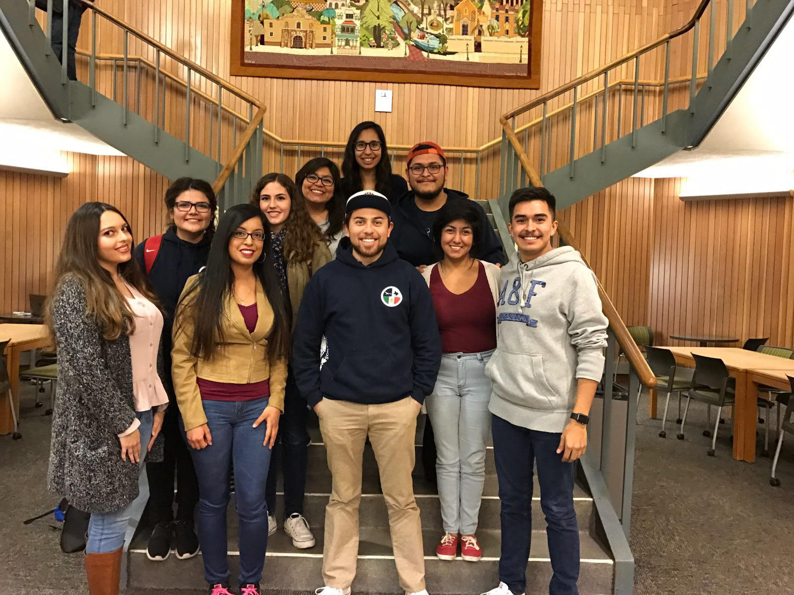 UTSA has the second largest number of DACA college students in the nation.