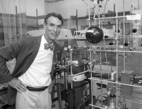 The second coming of our savior: Bill Nye