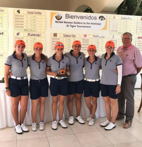 UTSA women's golf places second in Mexico