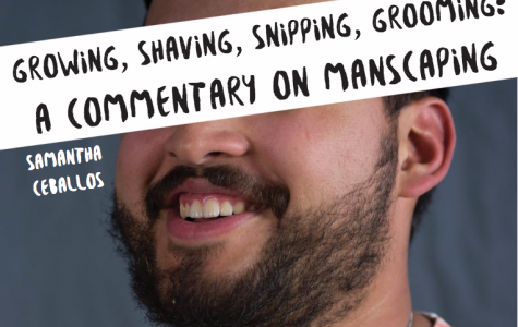 Growing, shaving, snipping, grooming: A commentary on manscaping