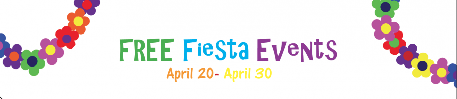 FREE Fiesta events