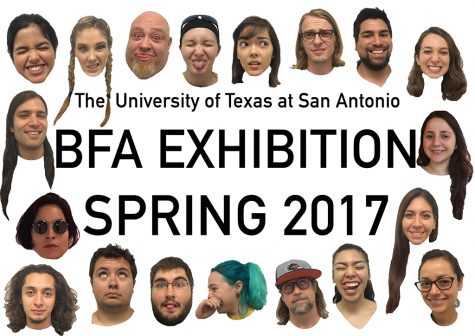 Spring 2017 BFA exhibitions showcase UTSA's artists #5