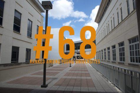 UTSA Ranked #68 among young universities