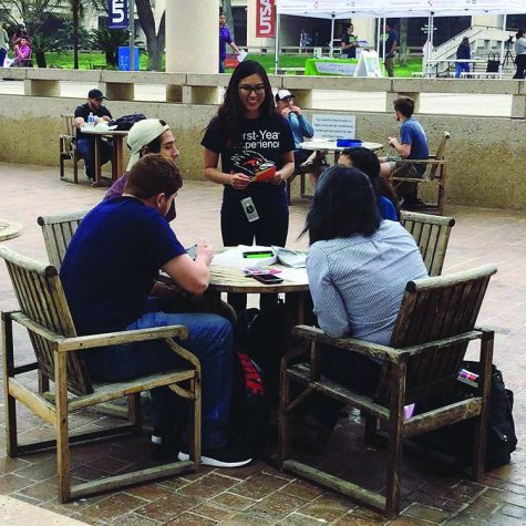 Photos courtesy of UTSA First-Year Experience