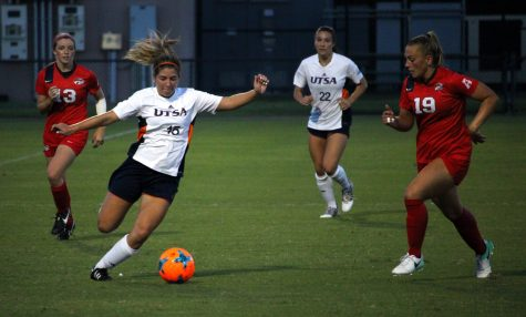UTSA women's soccer on the brink of a new season