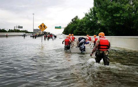Roadrunners respond to Hurricane Harvey