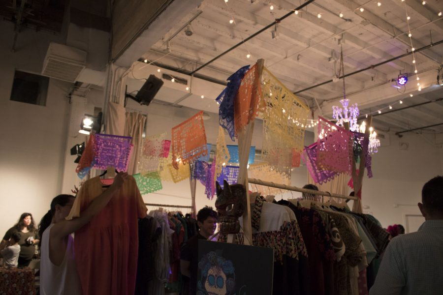 Shop Rare at Brick at Blue Star. Emily Hubbard/The Paisano