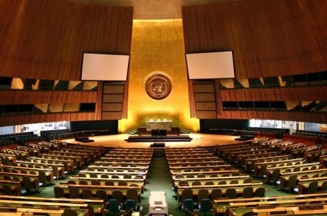 In 1945, the UN was established. Photo Courtesy of Creative Commons