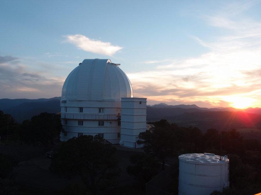 McDonald Observatory. Photo courtesy of Aldo Sepulveda
