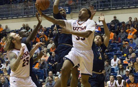 UTSA men's basketball falls to FAU