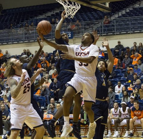 UTSA men's basketball falls to FAU