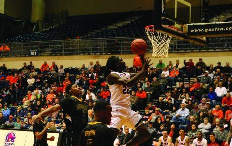 UTSA men's basketball downs Southern Miss