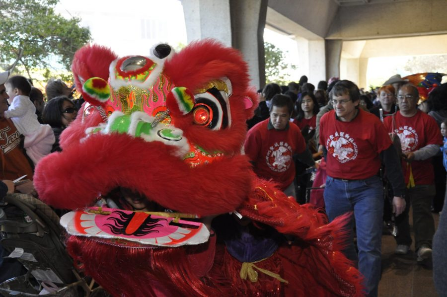 Dragon Dance is a form of traditional dance in Chinese Culture. Courtesy of ITC