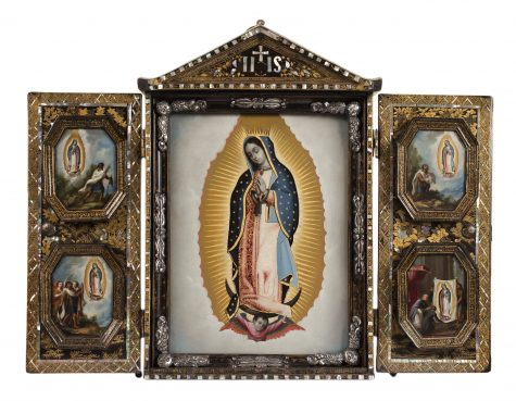 Selected works from 1718 Art from Viceregal Mexico. All photos courtesy of SaMa
