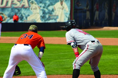 UTSA baseball falls to nationally ranked Texas Tech