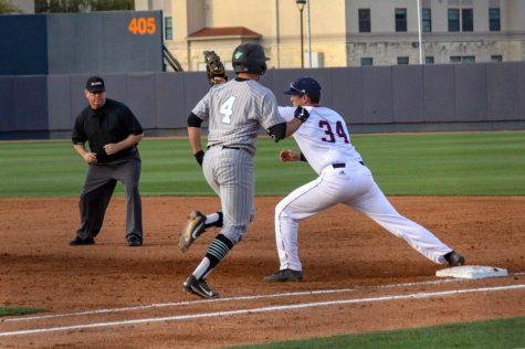 UTSA baseball sweeps Marshall