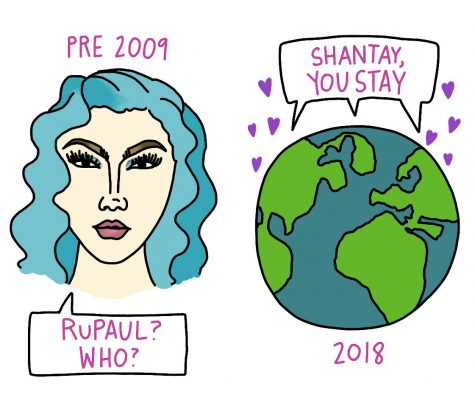 A new age of drag