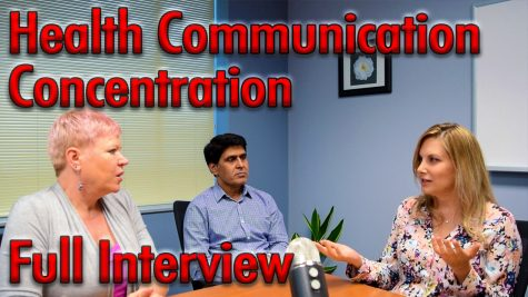 Health Communication Concentration Full Interview