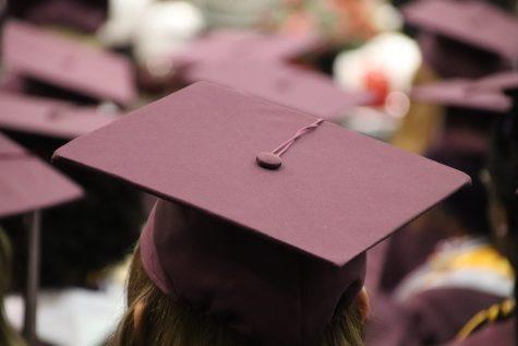 Image of a graduation cap.