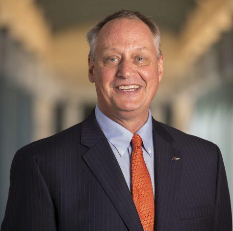 UTSA President, Taylor Eighmy
