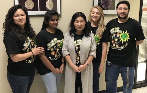 Team receives grant for fungal research