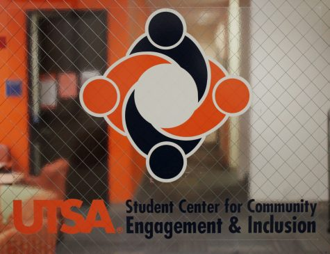 The logo of Student Center of Community Engagemement and Inclusion