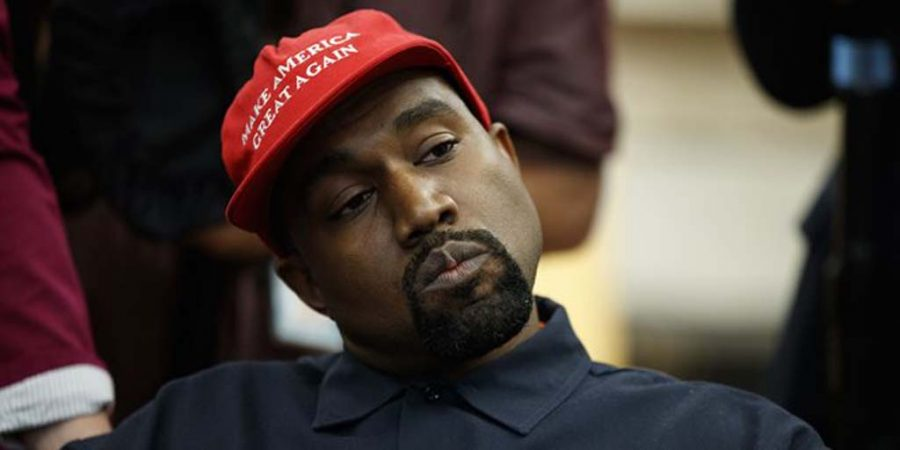 Kanye+wearing+his+MAGA+hat