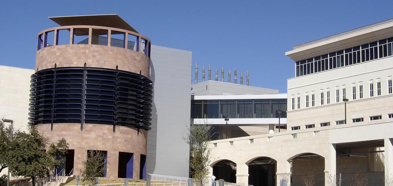 UTSA Downtown campus.  Zereshk / Creative Commons