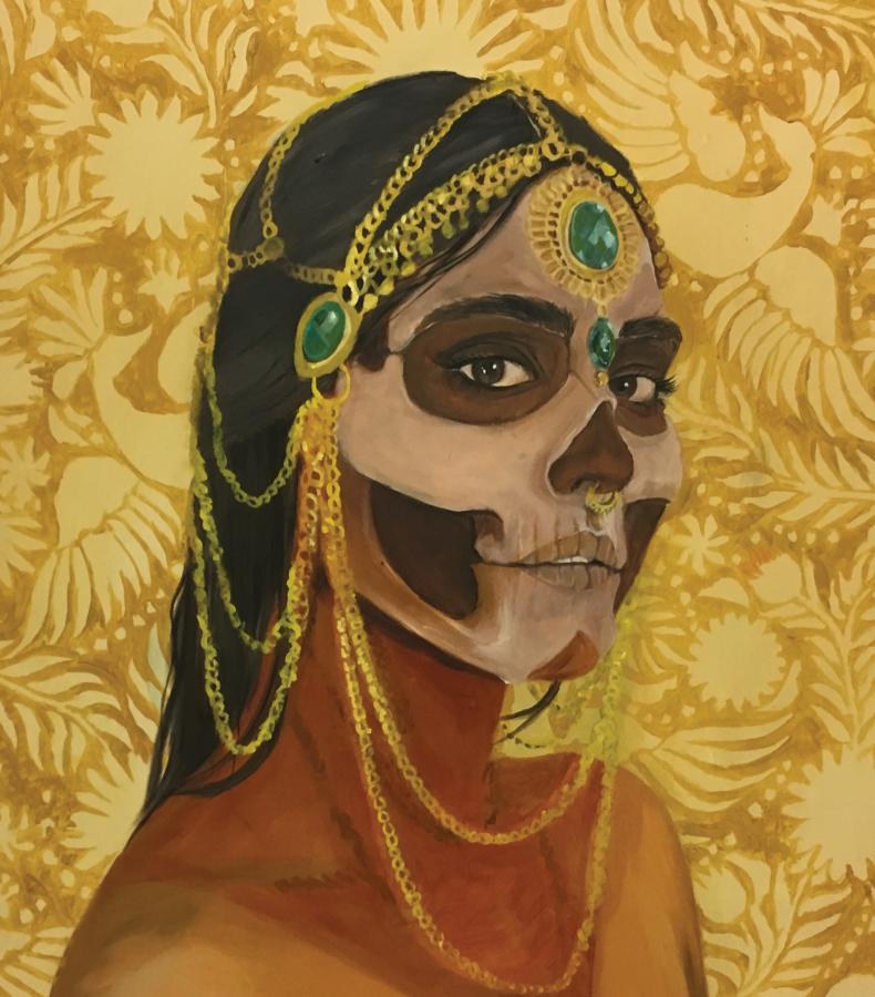 Alysha by Michael Esparza.  Kirkland Luther/The Paisano