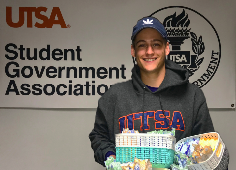 UTSA Student Government Association begins trial for feminine hygiene products initiative