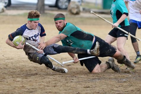 UTSA student organization highlight: Q&A with Club Quidditch officer