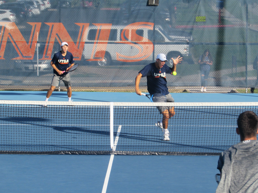 UTSA Men's Tennis